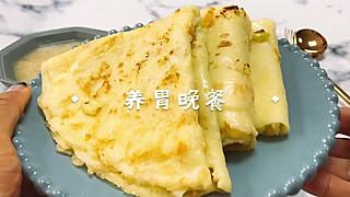 味知柳茉的胃不舒服的看过来,养胃早餐