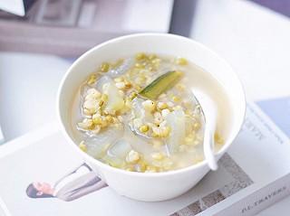 消暑解渴的绿豆汤这样做㊙️秒杀所有糖水铺❗️