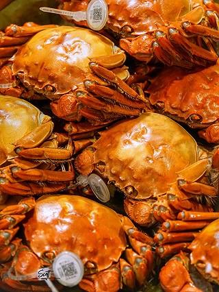 Skr饭后唠嗑儿的蟹来啦