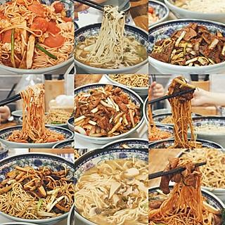 妙周的杭州的流芳面馆居然开到了天津!