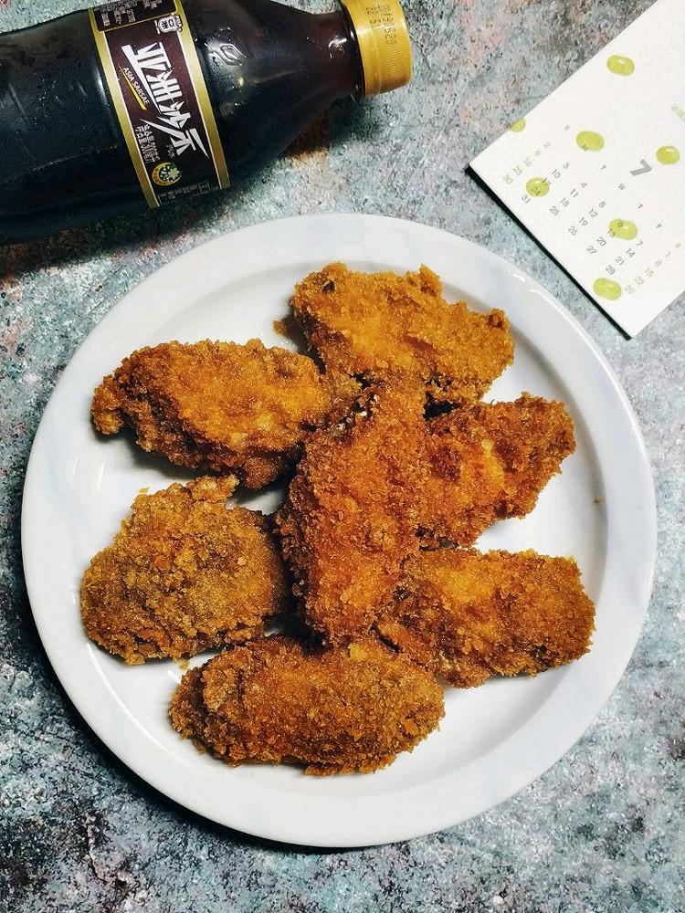 椒盐鸡翅图3