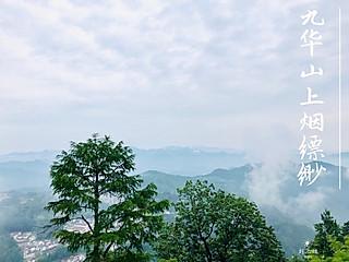 刘三姐_Kori的九华山上烟缥缈,九华山下风光好🍃