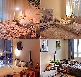 最具ins风の小屋布置参考ʚ🏠ɞ你喜欢这样的房间风格吗?图2