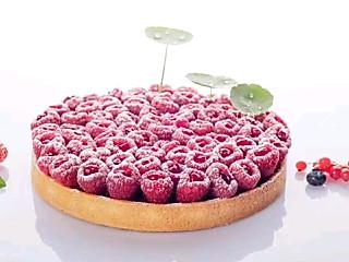 Jeff Mars的🌿荷叶树莓香草派