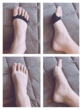 瓜菌的不到20块的护脚好物~告别难穿的高跟鞋和磨脚的平底鞋❗