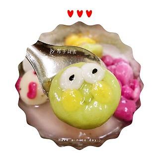 桔子甜品的青蛙汤圆