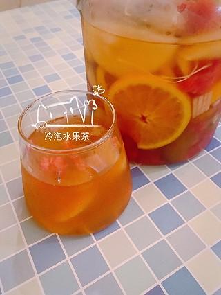一日Sinc餐的您的夏日冷泡水果茶已送到,请查收 | 附赠超简易做法