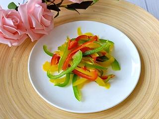 梵妖6的即有颜值又营养丰富的减肥食材--彩椒