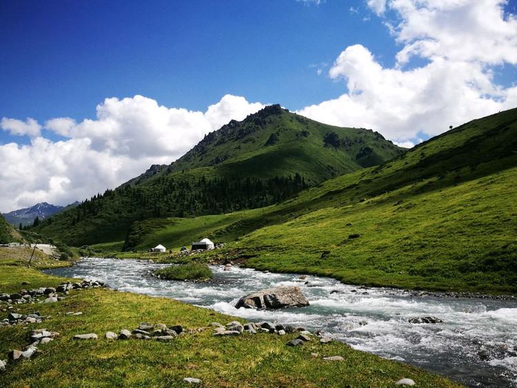 7月,在新疆的美景里穿行。图3