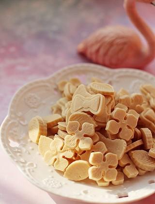 大林Darling的奶香十足的Q萌奶片,宝宝们的健康小零食~