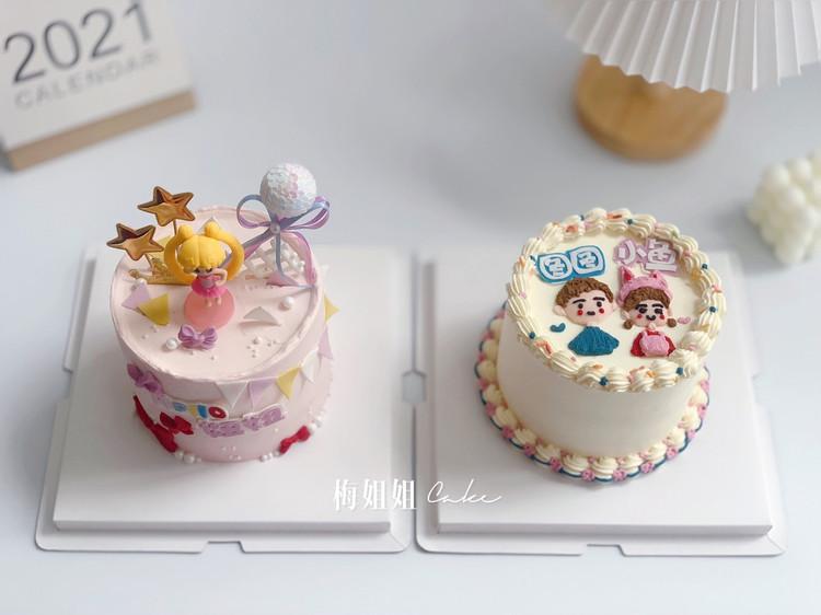 5⃣️寸蛋糕图2