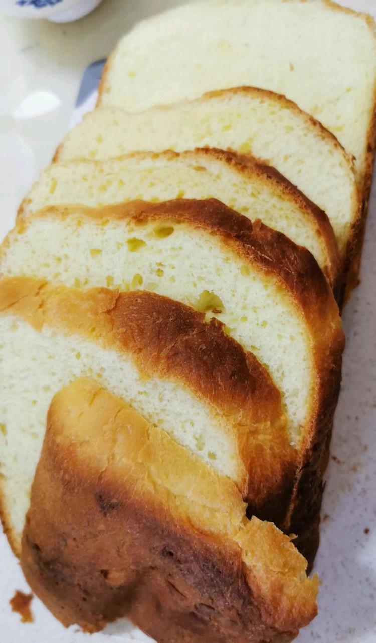 面包 卡士达酱  银耳羹图1