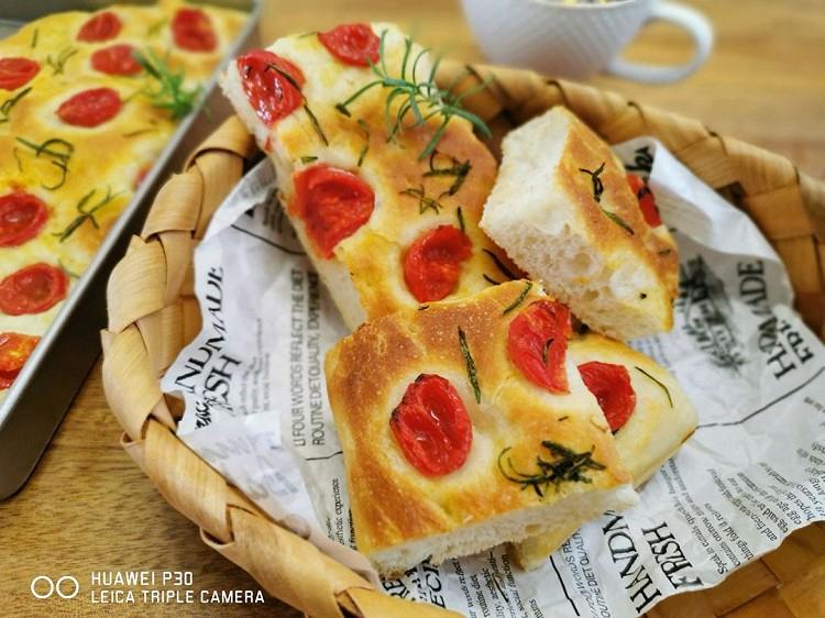 美貌与颜值并存的佛卡夏面包图5