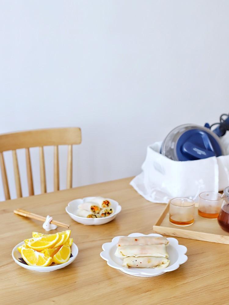 喵の早餐 | 七色减脂饼⑦原色  土豆丝卷饼图1