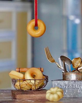 悠悠薇的#家常生活,烟火味道#  萌萌甜甜圈🍩