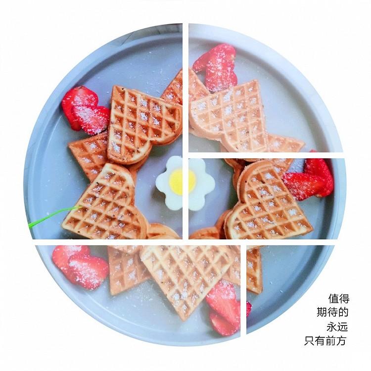 ❤华夫饼图4