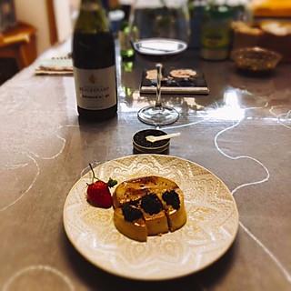 婷婷玉立lly的法国鹅肝、鲟鱼子酱