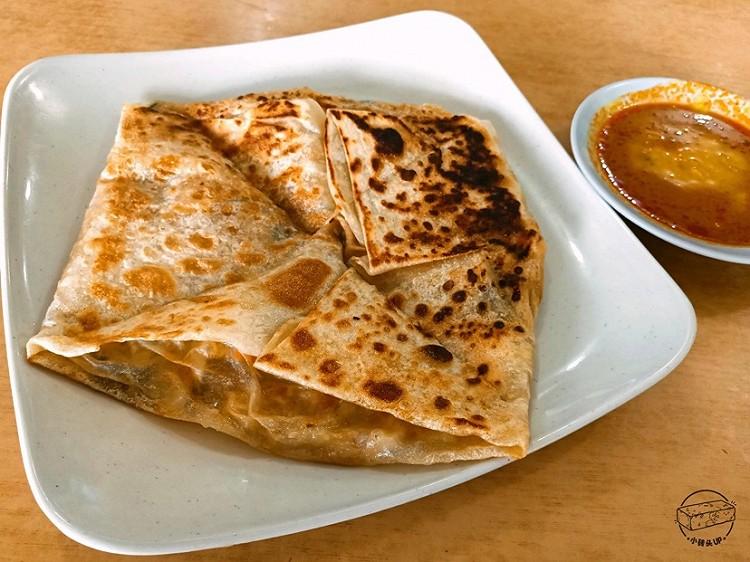 仙本那必吃印度餐厅 | 眼镜蛇🐍煎饼里真的没有眼镜蛇图8