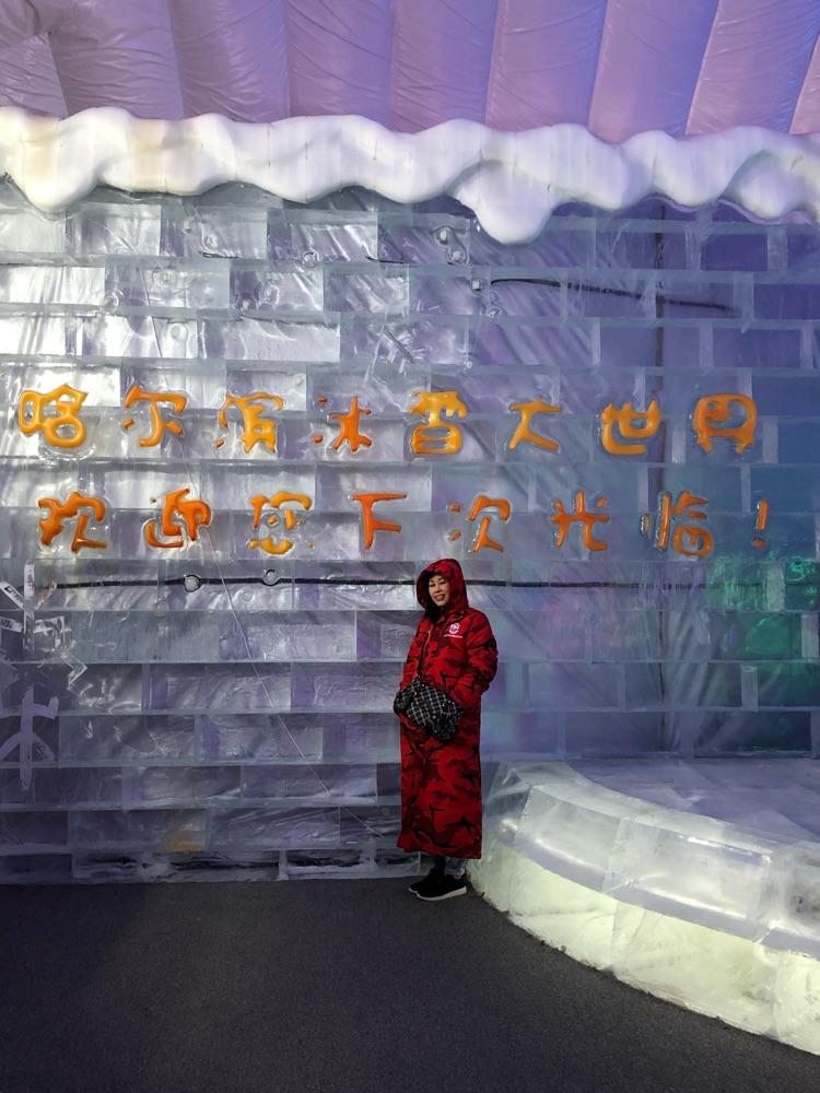 哈尔滨冰雪大世界图2