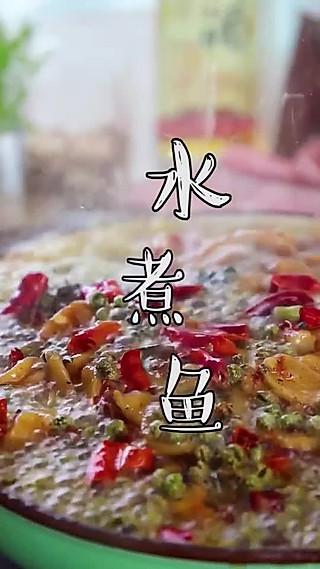 公子歌同学的吃不起猪肉我们就吃它麻辣水煮鱼