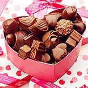 手工巧克力,赠予情人的巧克力