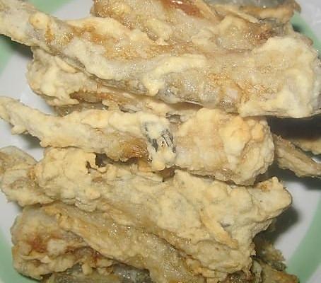 无刺鱼——香炸龙头鱼的做法