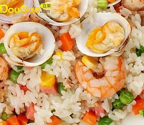 X.O海鲜炒饭的做法