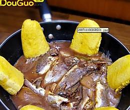 道地渔家美食小锅饼子的做法