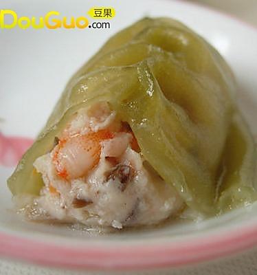 绿茶水晶虾饺的做法