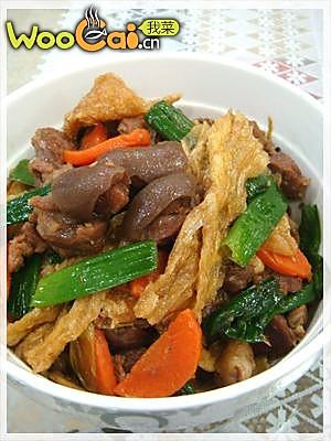支竹羊腩煲 的做法