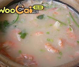 沙窝海鲜粥的做法