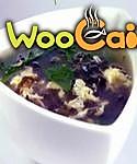 紫菜肉丝粟米蛋花汤的做法