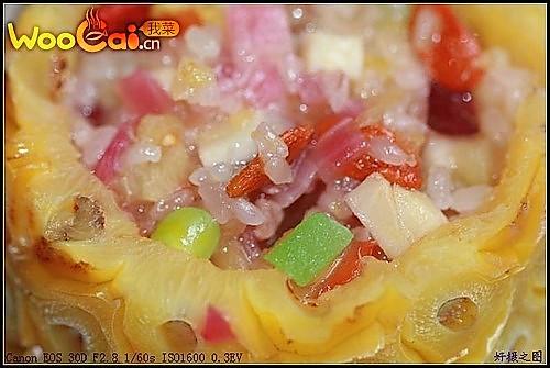 菠萝八宝饭的做法