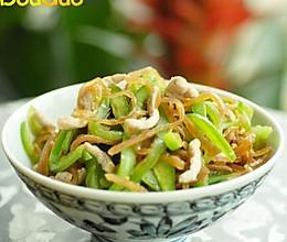 可以传家的拌粥小菜——炒咸菜的做法