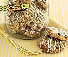开心果巧克力饼干的做法