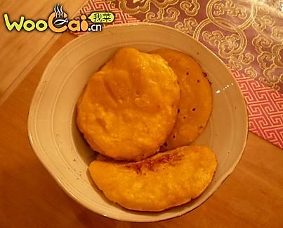 8分钟搞定的香甜贴饼子的做法