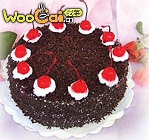 黑森林慕斯蛋糕的做法