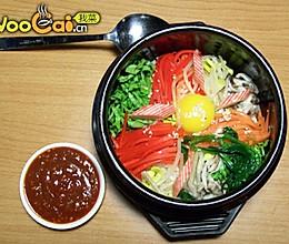 韩式石锅拌饭的做法