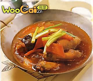 北京锅烧鸡的做法