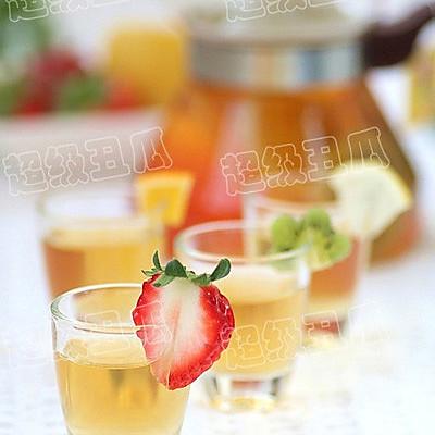 水果红茶的做法