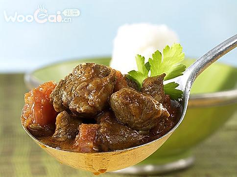 5步做出美味的西红柿炖牛肉的做法