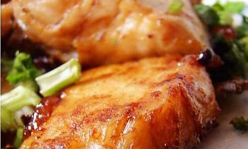 五香鲅鱼的做法