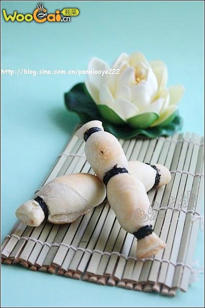 美丽厨娘-腐乳莲藕酥的做法