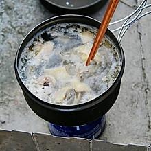 """""""乌龟山户外火锅─户外美食"""