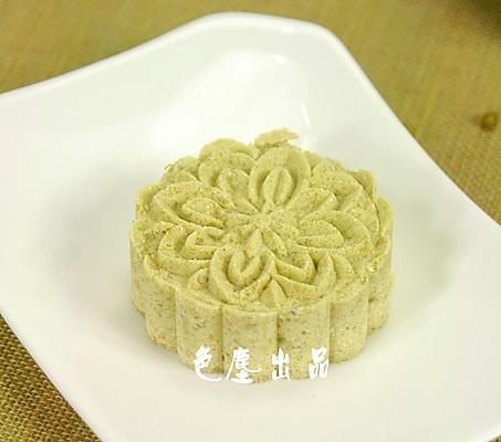 老北京绿豆糕的做法