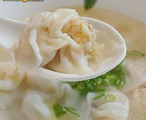 鲜肉虾仁馄饨的做法