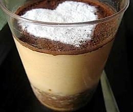 摩卡咖啡慕司杯的做法