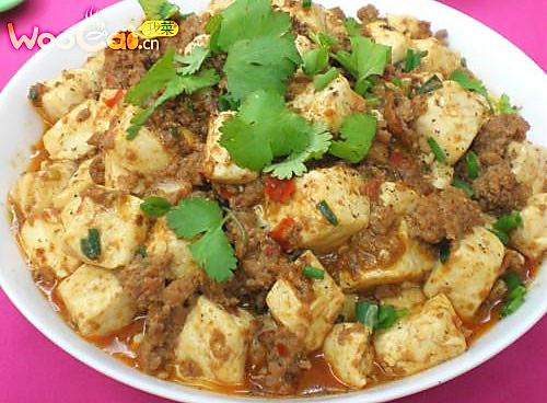 家常版麻婆豆腐的做法