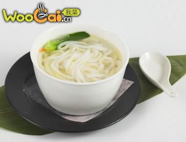 清汤鱼面--营养味美的做法