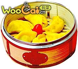 面点师课程-玉米面蒸饺